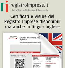 Notizie In Evidenza Visure E Certificati In Inglese Camera Di